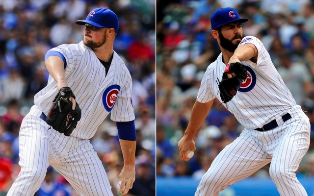 Lester and Arrieta